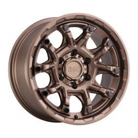 Black Rhino Custom Wheels ARK BRONZE W/GLOSS BLACK BOLT