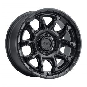 Black Rhino Custom Wheels ARK MATTE BLACK