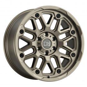 Black Rhino Custom Wheels HOLLISTER BRONZE