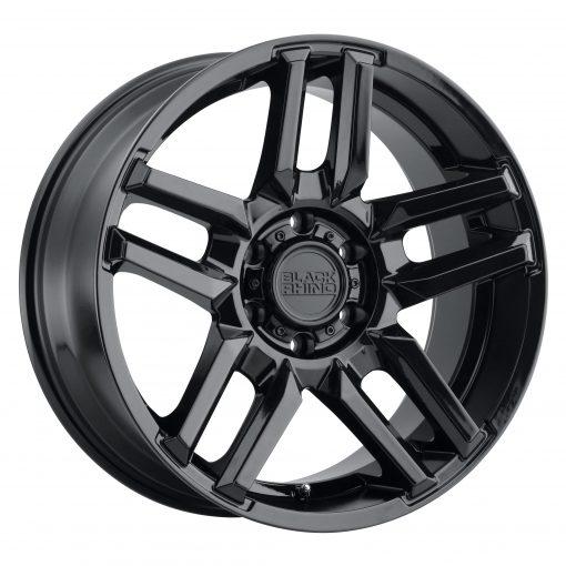 Black Rhino Custom Wheels MESA GLOSS BLACK