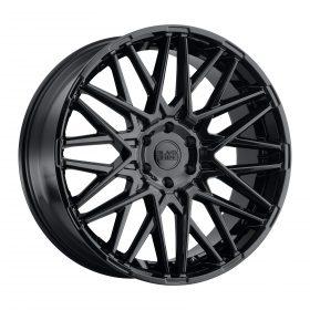 Black Rhino Custom Wheels MOROCCO GLOSS BLACK