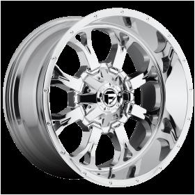 Fuel Custom Wheels D516 KRANK CHROME PLATED