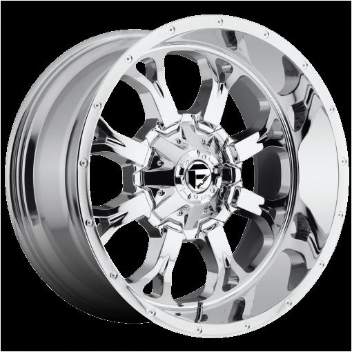 Fuel Wheels D516 KRANK CHROME PLATED