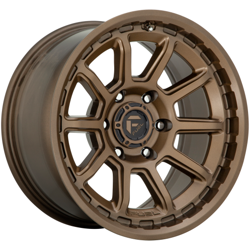 Fuel Wheels D690 TORQUE MATTE BRONZE