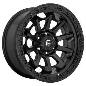D694 COVERT MATTE BLACK