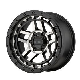 KM540 RECON SATIN BLACK MACHINED