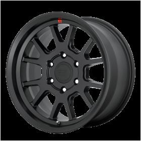Motegi Custom Wheels MR149 MT6 SATIN BLACK