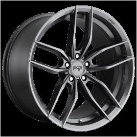 Niche Custom Wheels M204 VOSSO MATTE ANTHRACITE