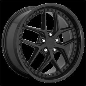 M226 VICE GLOSS BLACK MATTE BLACK