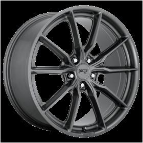 Niche Wheels M239 RAINIER MATTE ANTHRACITE