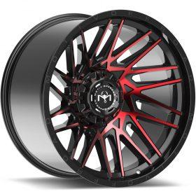 424MBR Mutant Black Red