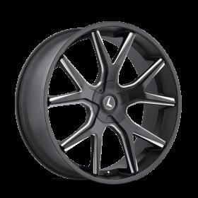 SPLTZ KR146 BLACK/MILLED