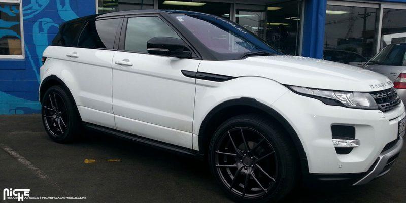 Land Rover Range Rover Evoque 20x8.5 Niche Targa M129 Wheels