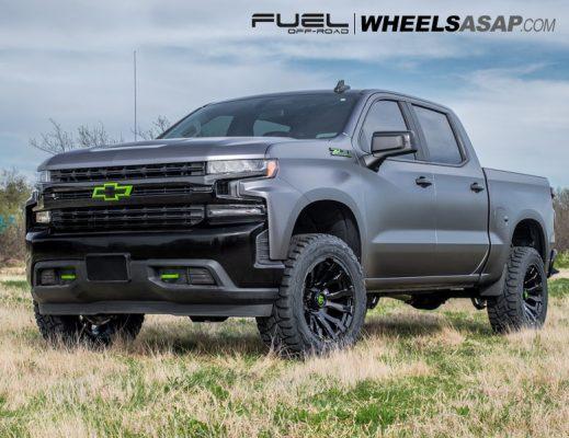 Wheels - Fuel Wheels