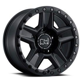 Black Rhino Custom Wheels RAVINE MATTE BLACK