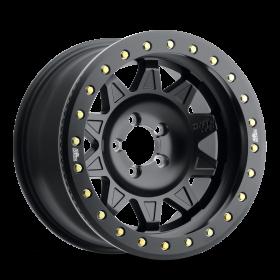 Dirty Life Wheels ROADKILL MATTE BLACK/BLACK BEADLOCK