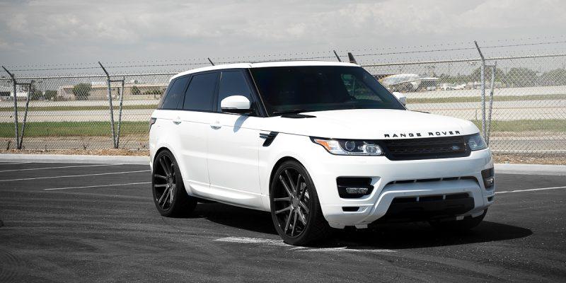Land Rover Range Rover Sport Rotiform SNA Wheels