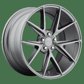 Niche Wheels M116 MISANO MATTE GUN METAL