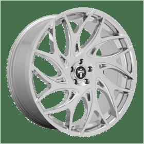 DUB Wheels S258 G.O.A.T. CHROME