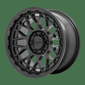 KM722 TECHNIC SATIN BLACK