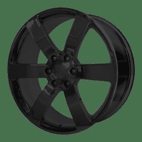 PR165 GLOSS BLACK