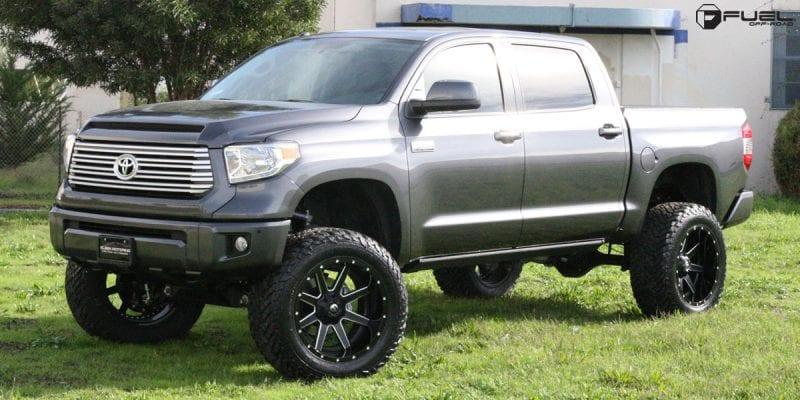 Toyota Tundra 22x12 Fuel Maverick D262 Wheels