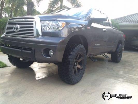 Toyota Tundra 20 Fuel Beast D564 Wheels