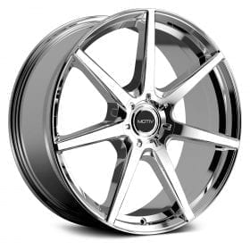 Motiv Wheels 432C RIGOR CHROME PLATED