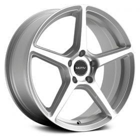 Motiv Wheels 433MS BLADE GLOSS SILVER/MACHINED FACE