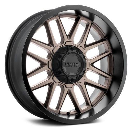 Ultra Wheels 231BZ BUTCHER DARK SATIN BRONZE