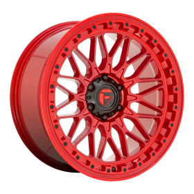 D758 TRIGGER Candy Red