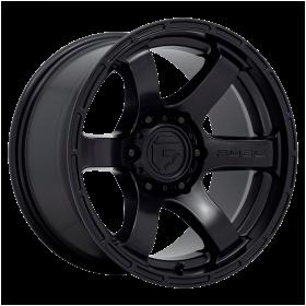 D766 RUSH SATIN BLACK
